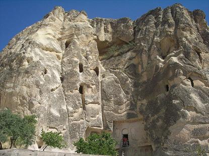Герем - парк в Каппадокии