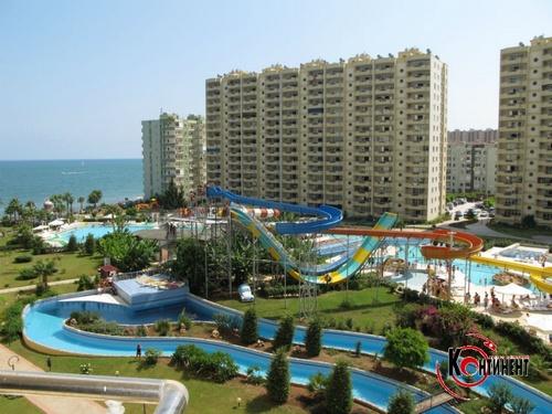 Купить квартиру в турции на берегу моря кемер