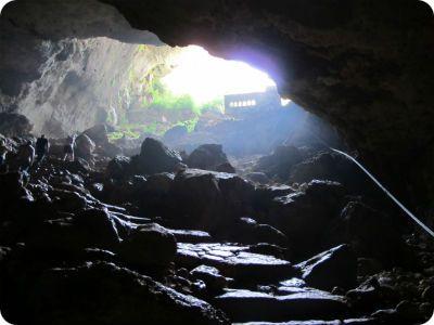 пещеры ада и рая